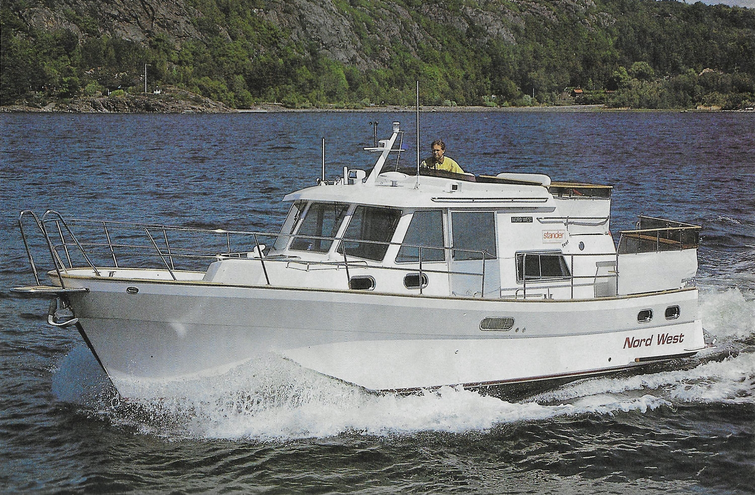 Nord West Trawler